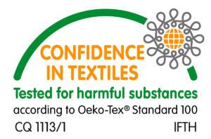 Confidence in textiles